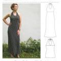 MariaDenmark Signe halterneck kjole og top