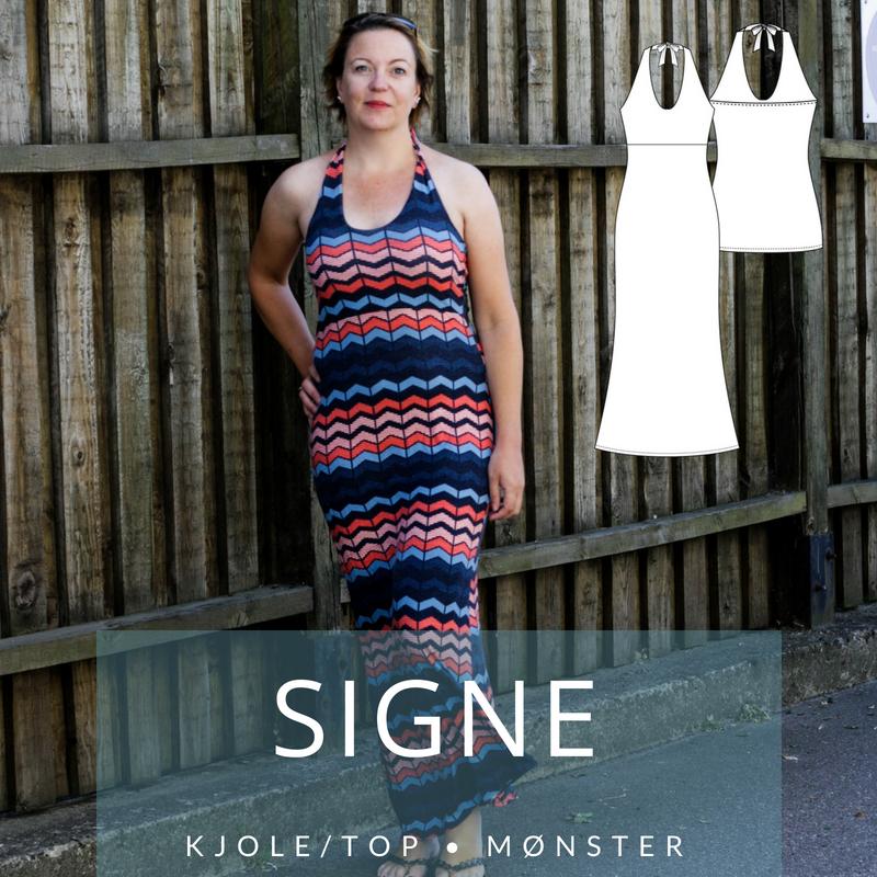 2c54ac1e861 404 Signe Halterneck Kjole og Top - MariaDenmark.dk
