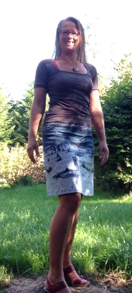 Lone og Yasmin nederdelen