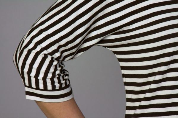 Brevkasse: Forlæng ærmerne på Kirsten Kimono t-shirt