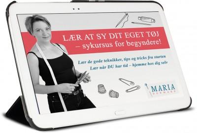 Sykursus tablet lær at sy