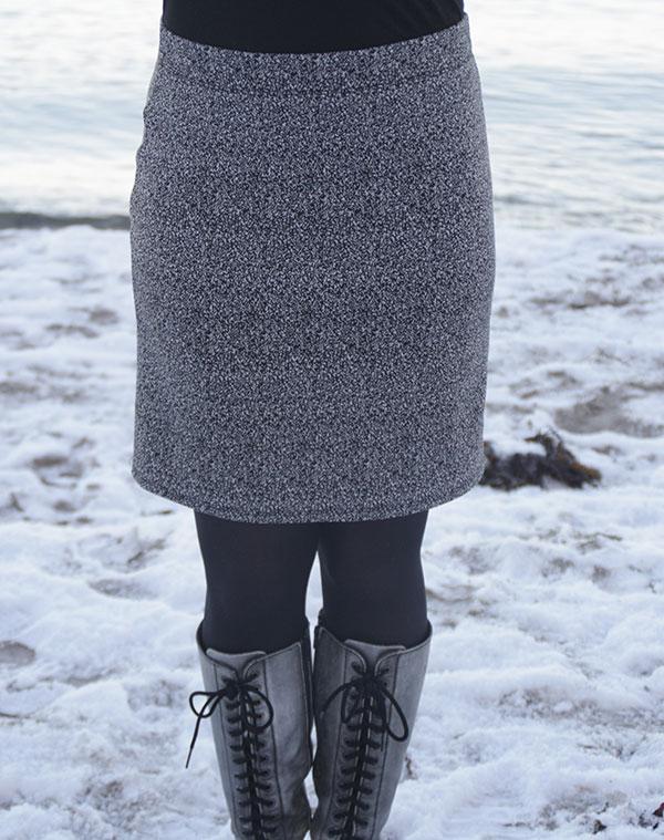 DIY: Sy selv en nem nederdel