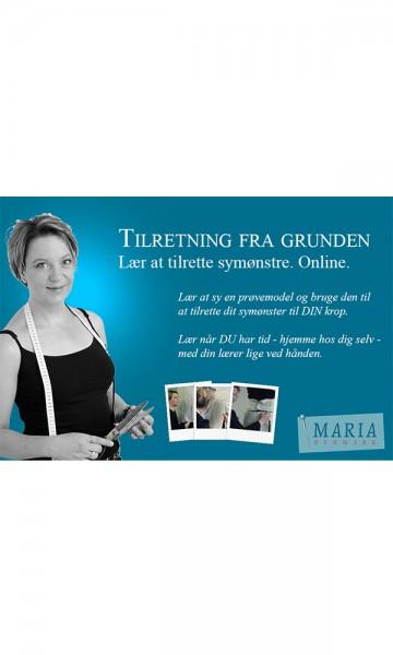 online sykursus tilretning