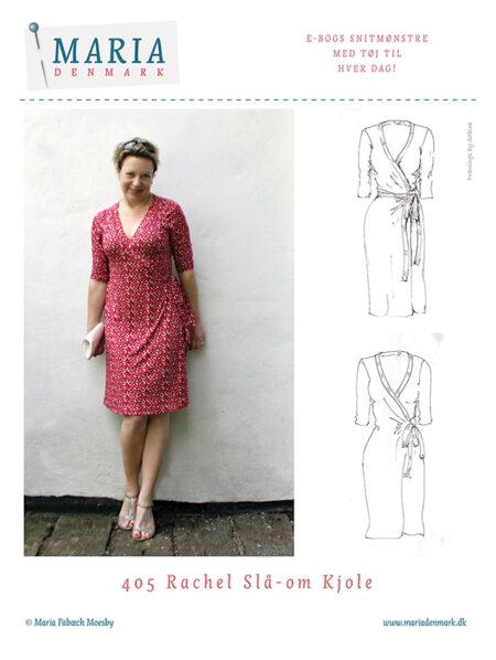 slå-om kjole symønster