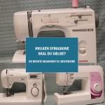 Hvilken symaskine skal jeg vælge