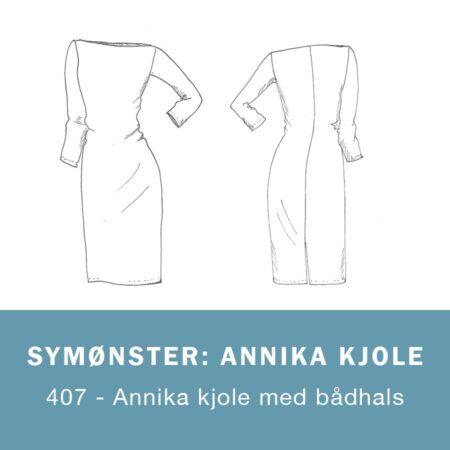 Symønster kjole Annika